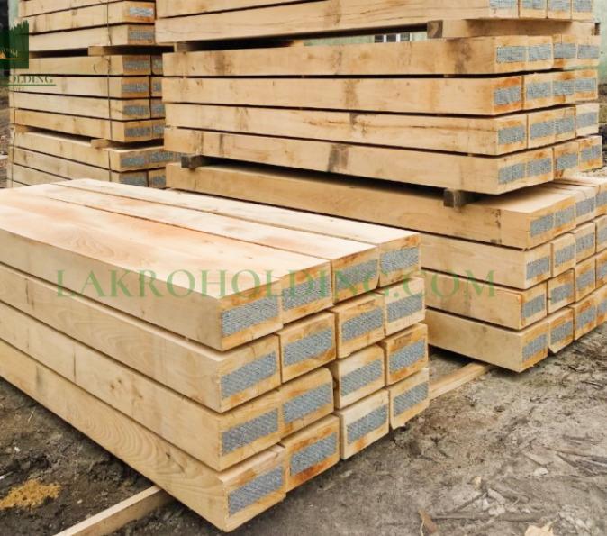 Шпалы деревянные из сосны, дуба, бука - Шпалы железнодорожные и садовые