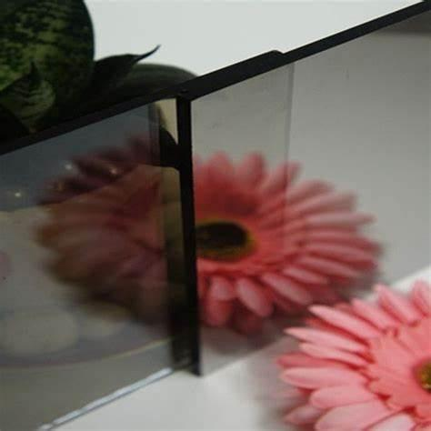 4-8mm Euro Grey Reflective Float Glass -
