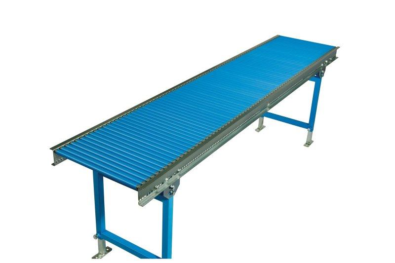 small roller conveyors - roller conveyors only for small or lightweight items