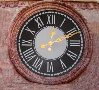 Monumental Clock