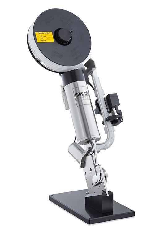 Single-Clip Machine - EZ P 600
