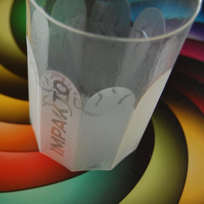 IMPAKTO - Un bicchiere biodegradabile e al 100% compostabile