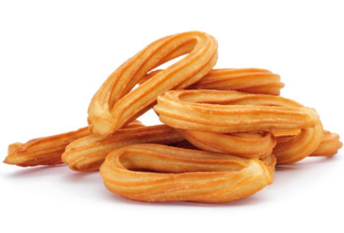 Producteur Artisan - Les churros courbés traditionnels  - Délices sucrés : Beignets - sachets de 2 kilos