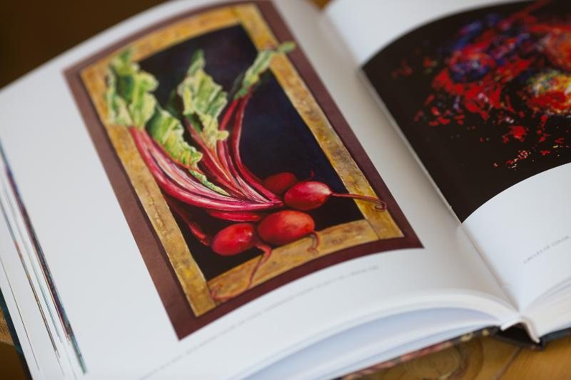 Contemporary artist hardcover book - Hardcover book Photo albums