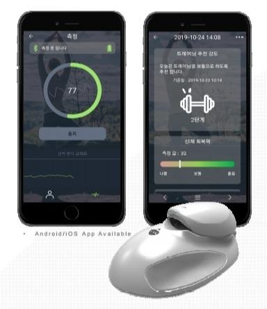 Smart Health Coach - Body Condition and exercise intensity screening