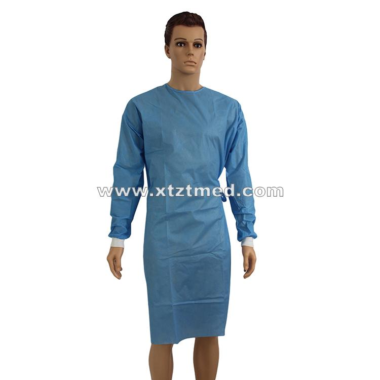 Standard SMS Surgical gown -