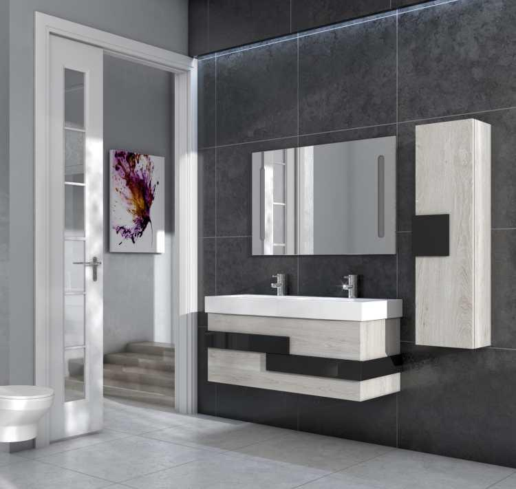 Basco Hug (BA1009-120) - Bathroom vanity