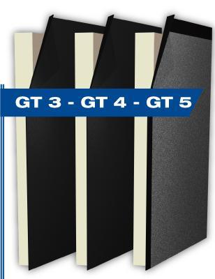STIFERITE GT 3, GT 4, GT 5 - Accoppiati