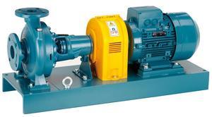 Pompes centrifuges avec une ou deux turbines - N, N4