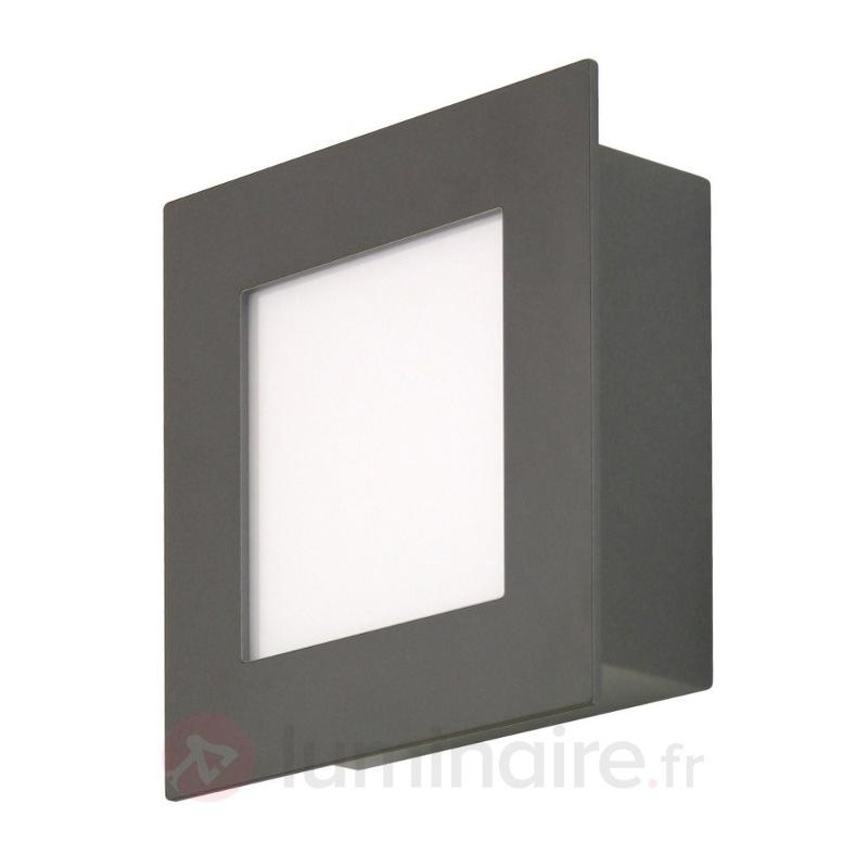 Applique d'extérieur carrée LED MIRTEL - Appliques d'extérieur LED