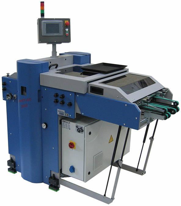 Punch machine - BS MULTI 450 / 750 Servo