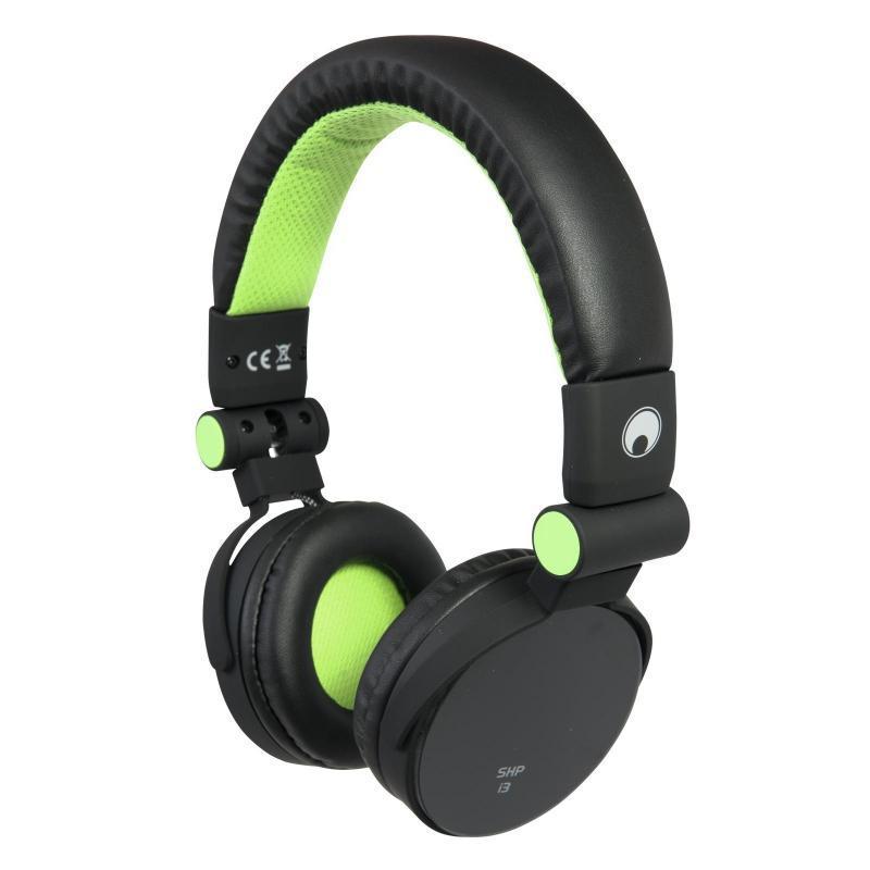DJ-Kopfhörer - Omnitronic SHP-i3 Stereo-Kopfhörer grün