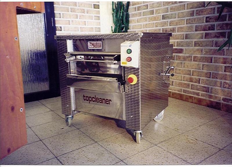 Plaatkuismachines - Plaatkuismachine TOPCLEANER