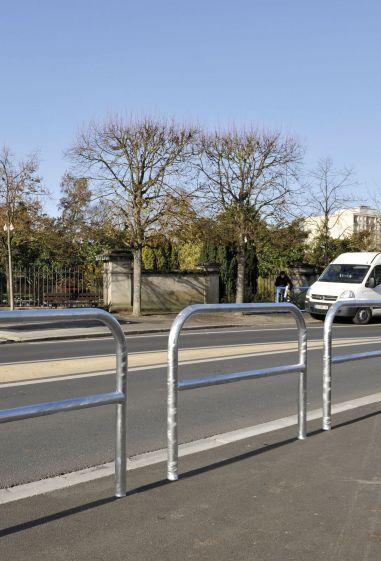 Arceaux renforcés - Maîtrise D'accès - Parking