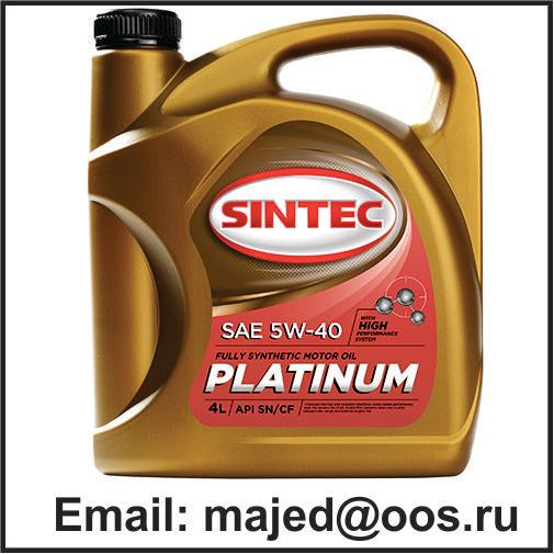 5W/40 - Engine oil