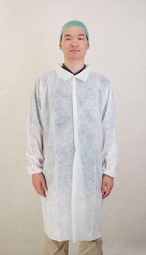 Vêtements de protection   Manteau de laboratoire