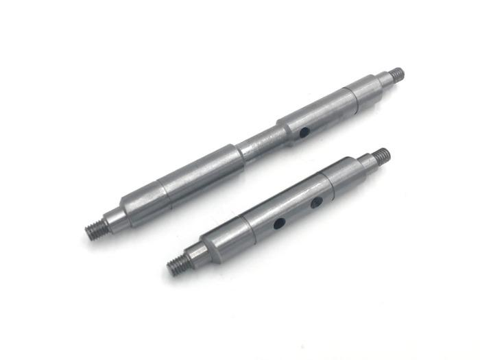 Steel Machine Shafts - Custom Steel machine Shafts by CNC Turning, Milling,Drilling,Boring Processes