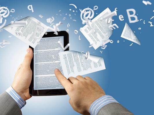 Digitalización de documentos Td Intelligent
