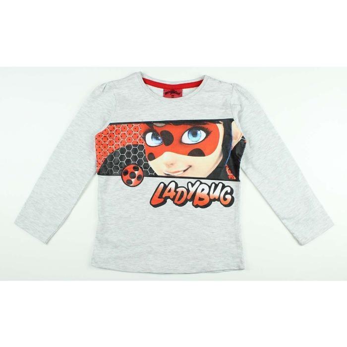Revendedor Europa Camiseta Miraculous Ladybug - Camiseta y Polo de manga larga