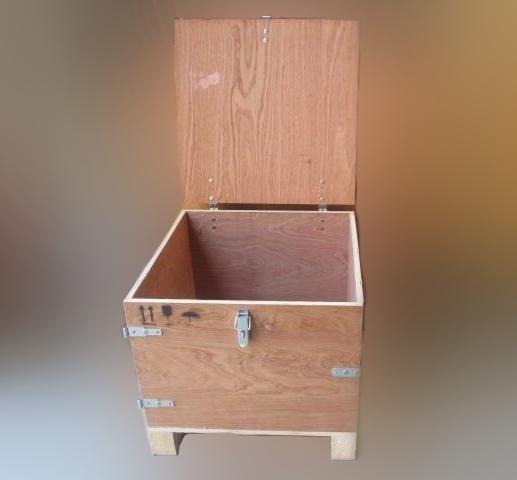 Conception de caisse de garde-meubles & de déménagement - null