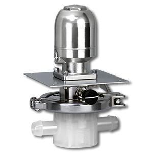 GEMÜ SUMONDO - Single-use membraanafsluiter