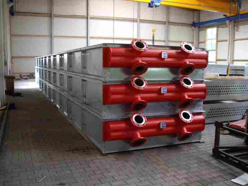 Air Cooled Heat Exchanger - API661 - Air Cooled Heat Exchangers (Aircoolers) for the process industry