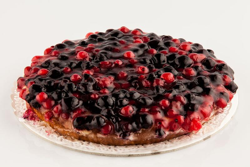Torta Frutti di Bosco - null