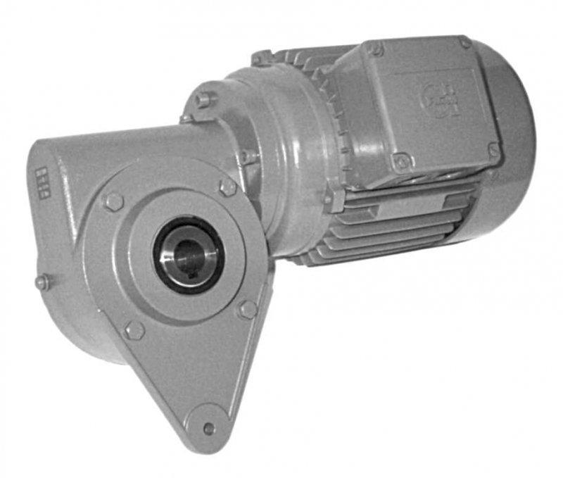 SN8DSH - Single-stage gear drive with hollow shaft