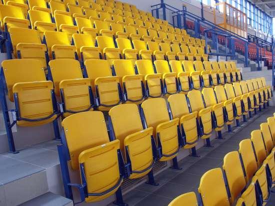 ARENA Klappstuhl - Stadion Stuhl, Sitze für Sportanlagen, Klappsitz fur Tribune, Klappstuhl