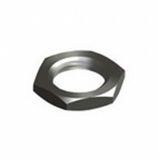 """HEX NUT 5/16"""" BRASS 1/4-32 - Keystone Electronics 1449"""
