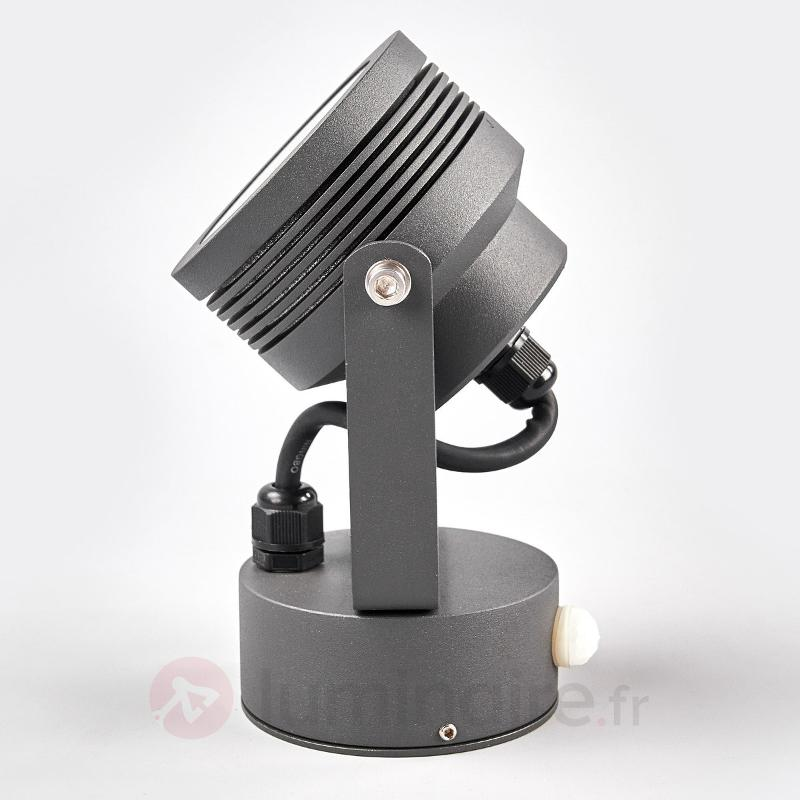 Pratique spot LED Malo pour l'extérieur - Appliques d'extérieur avec détecteur