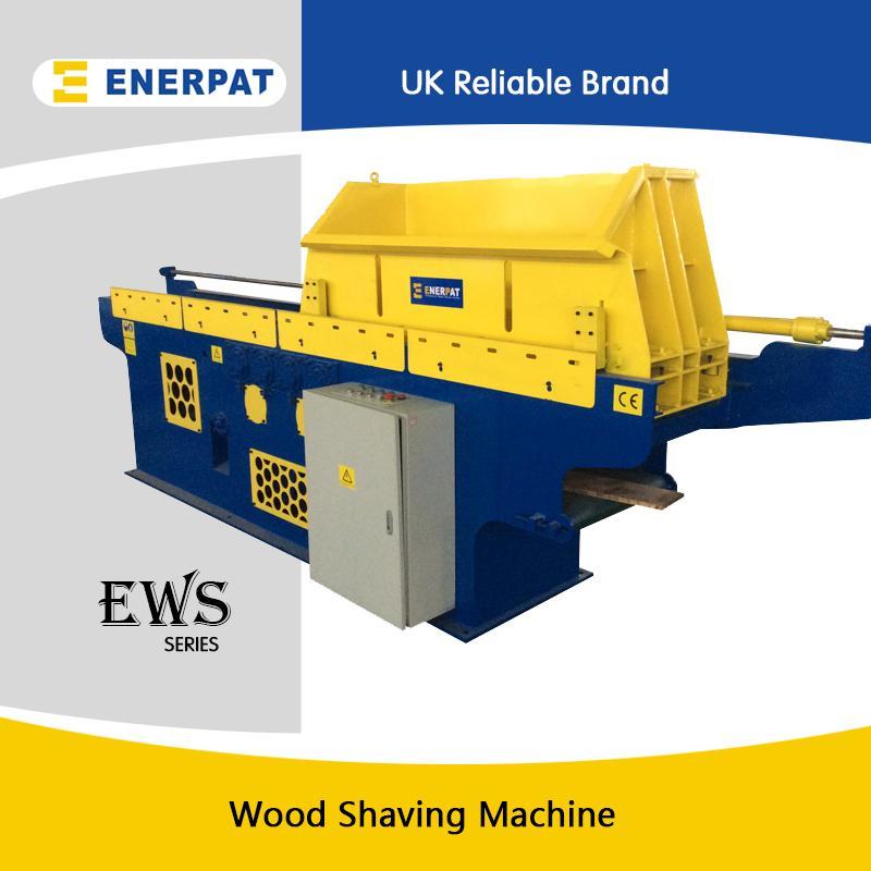 Wood Shaving Machine For Horse Animal Bedding
