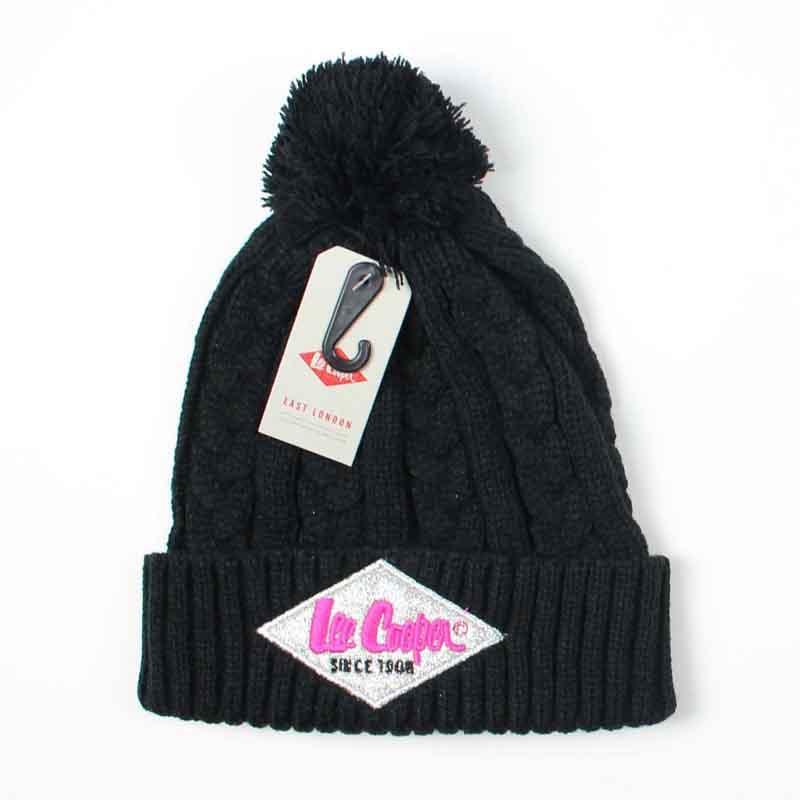 Wholesaler kids cap licenced Lee Cooper - Cap Gloves Scarf