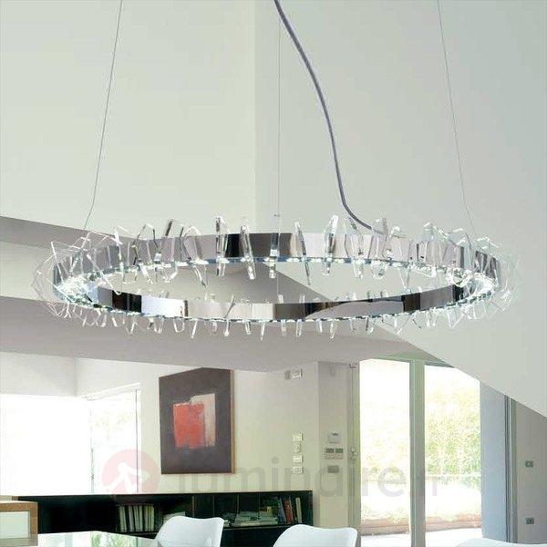 Grande suspension EOS LED de forme annulaire - Suspensions design