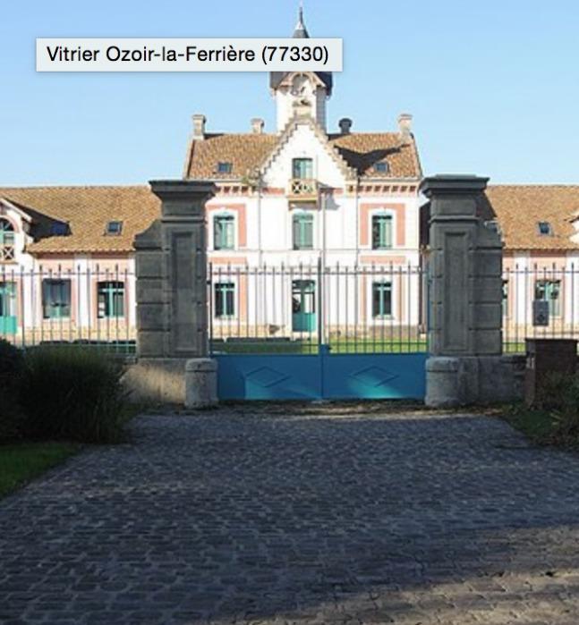 Dépannage vitrier à Ozoir-la-Ferrière (77330) - Nous intervenons dans toute la commune de Ozoir-la-Ferrière