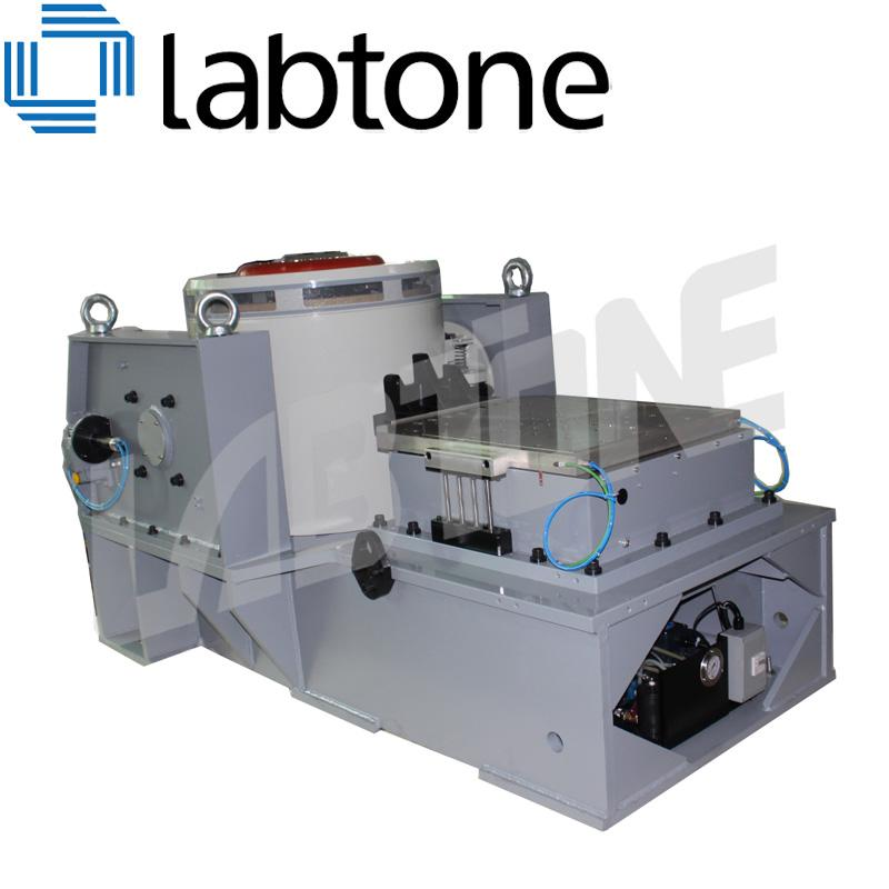 Big Sine Force Vibration Test Systems For Automobiles Vibration Testing - Electromagnetic Vibration Testing Systems