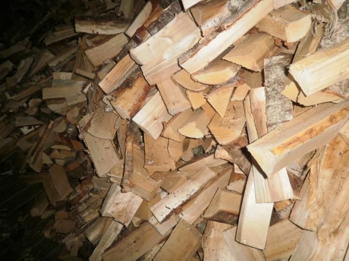 Firewood / Polttopuut  - Polttopuut / Firewood  Big Bags