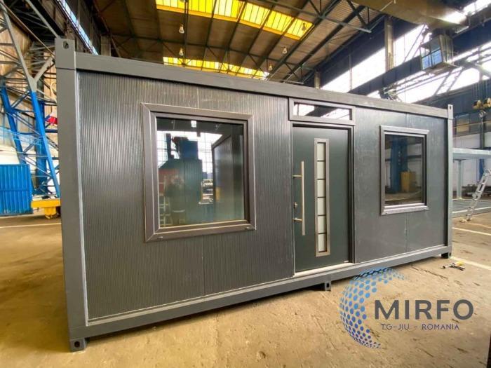 Container modular - Container modular din panouri