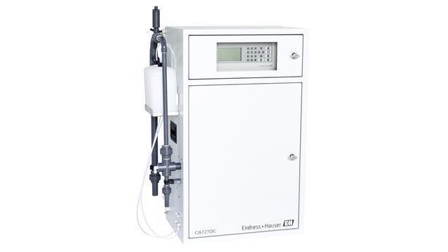 analyse liquides produits - analyseur COT CA72TOC