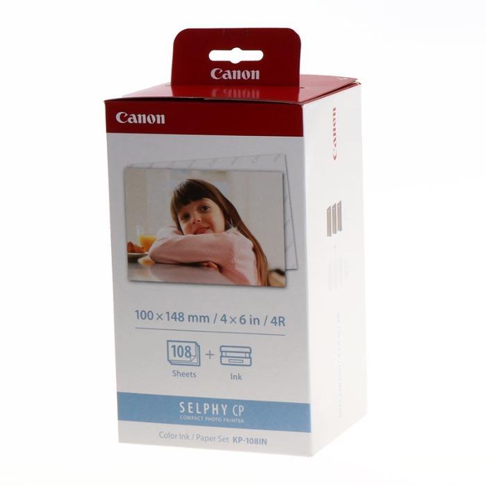 Carta di Canon - Canon Carta 3115B001 KP-108IN 10x15