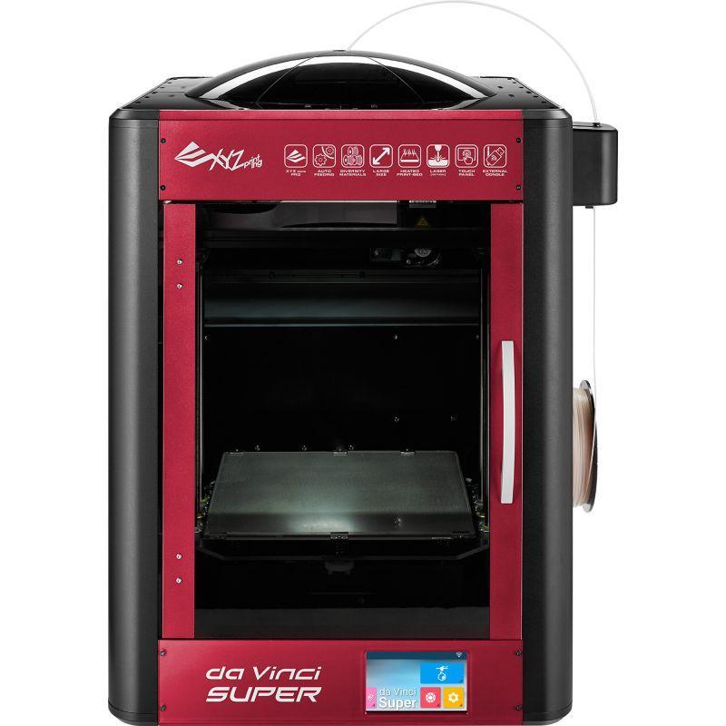 Imprimante 3D Da Vinci Super - Nouveauté Davinci