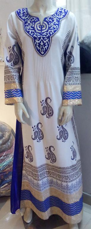 Women Casual Jalabiya | Kaftans For Saudi Arabia & UAE - Manufacturer & Exporter | Jellabiya | Modest Yet Fashionable Clothing