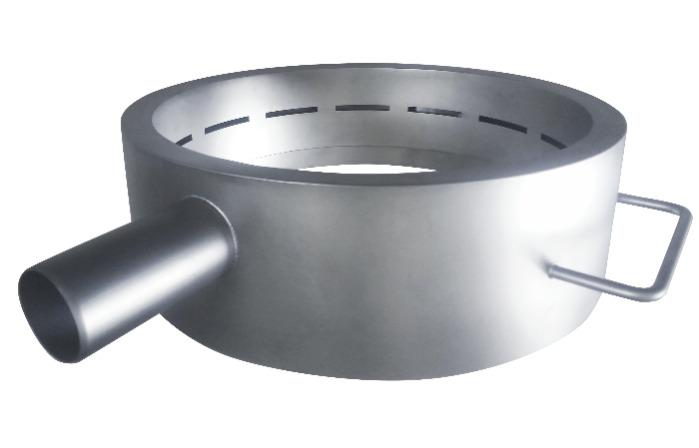 Stainless steel components -