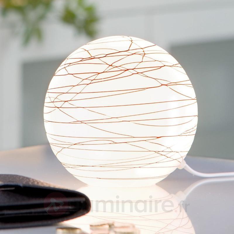 Elégante lampe à poser Living GIBA - Lampes de chevet