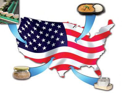 Cartographie FDA - AXITherm vous ouvre les portes du marché américain