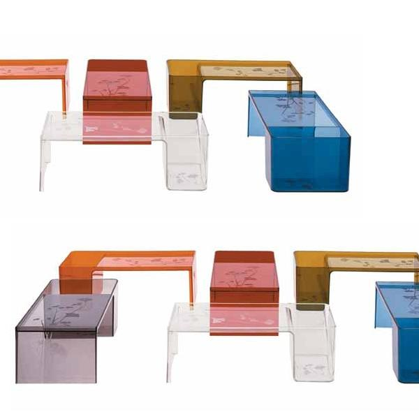 Tables basses - Tables basses Kartell
