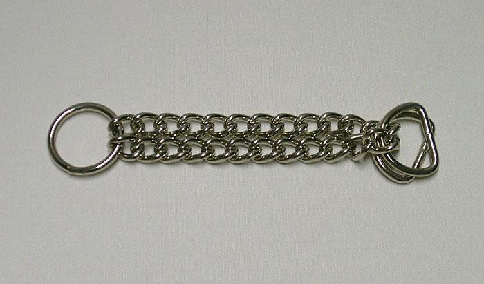 Chains, key-chains  - made from steel and zinc die cast