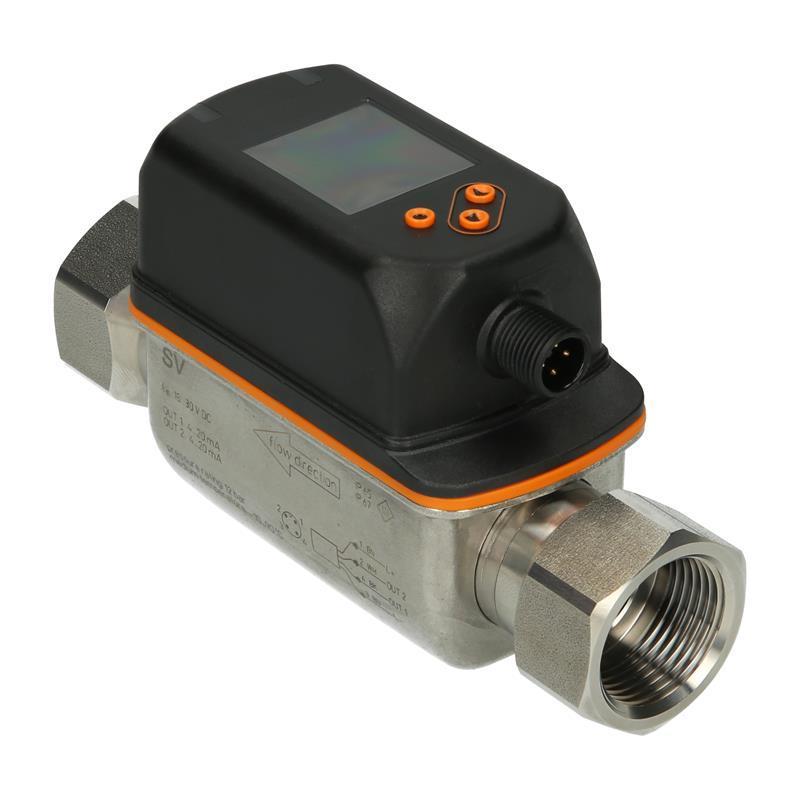 Capteur de débit Vortex ifm electronic SV7204 - SVR34XXX50KG/US-100 - null