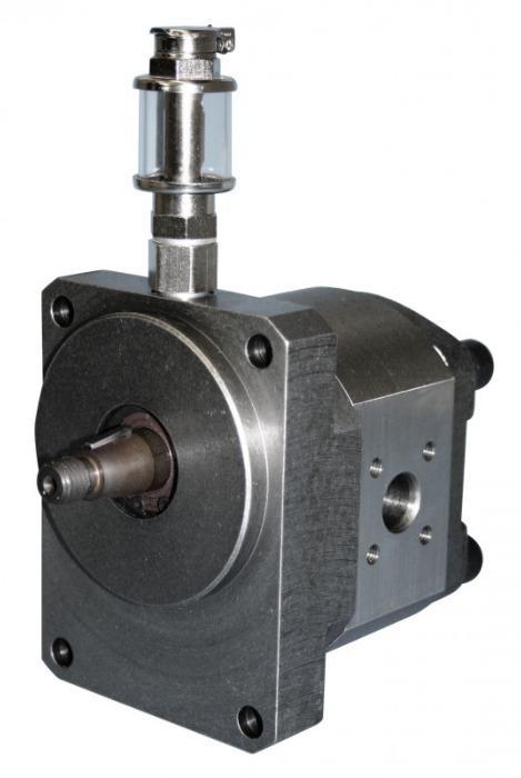 Bombas de engranajes DuroTec® KP 1 - Para líquidos abrasivos y que lubriquen mal