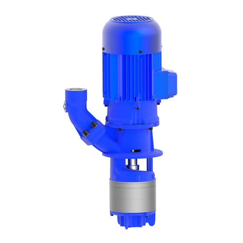 Pompa sommersa aspirante - TL | STL - Pompa sommersa aspirante - TL | STL